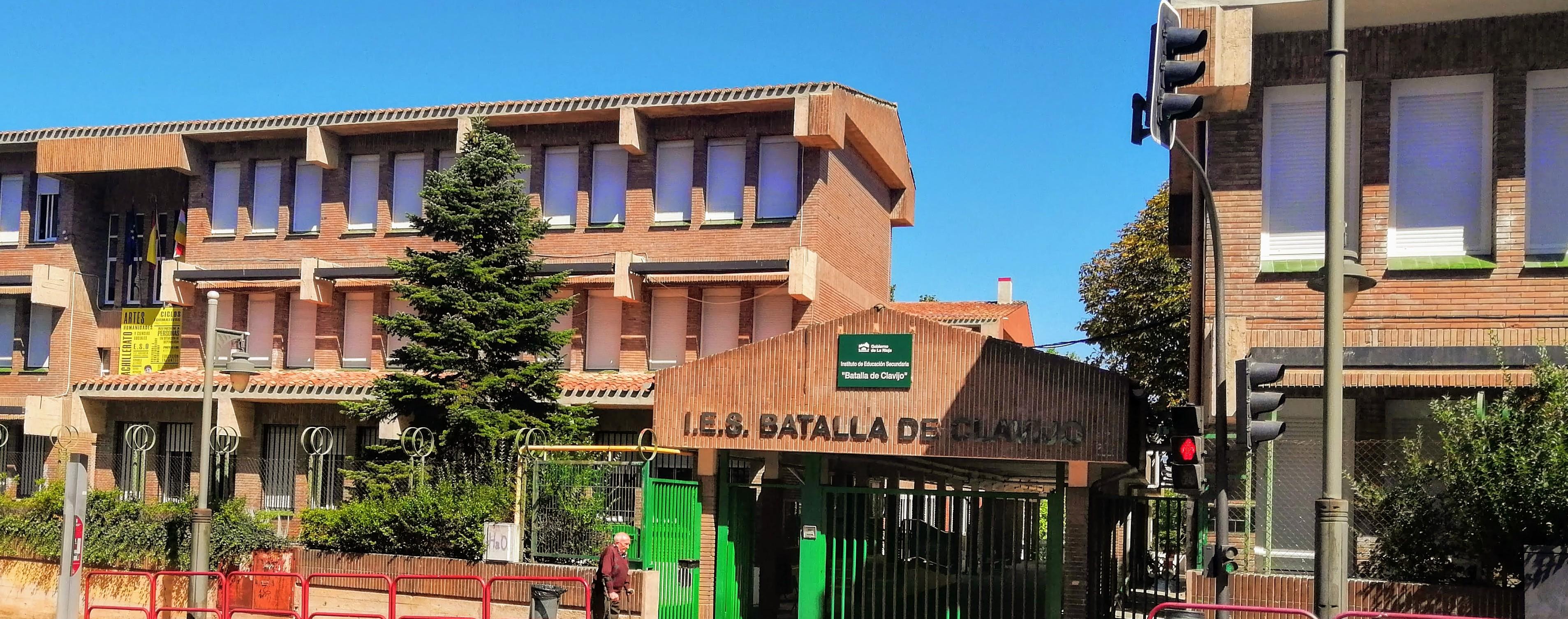 Os damos la bienvenida a la web del Instituto de Educación Secundaria Batalla de Clavijo